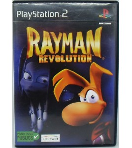 Rayman Revolution sur Playstation 2 PS2 avec Notice MA82 Games And Toys