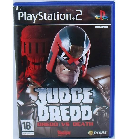 Judge Dredd sur PS2 avec Notice MA86  Games And Toys
