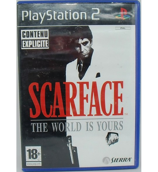 Scarface sur Playstation 2 PS2 avec Notice MA88 Games And Toys