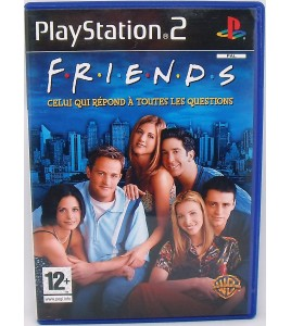 Friends sur Playstation 2 PS2 avec Notice MA91 Games And Toys