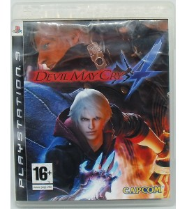 Devil may cry 4 sur Playstation 3 PS3 avec Notice Games And Toys