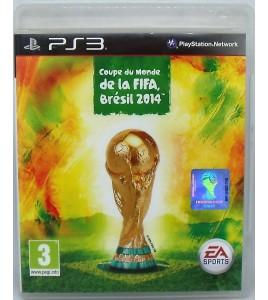 Coupe du monde de la Fifa, Brésil 2014 sur Playstation 3 PS3 sans Notice