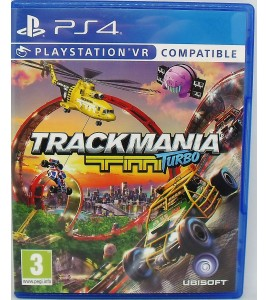 TrackMania Turbo sur Playstation 4 sans Notice  Games and Toys