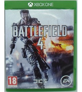 Battlefield 4 sur Xbox One sans Notice  Games and Toys