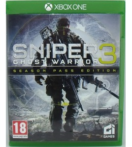 Sniper : Ghost Warrior 3 sur Xbox One sans Notice  Games and Toys