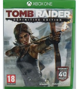 Tomb Raider HD - Definitive Edition sur Xbox One sans Notice  Games and Toys