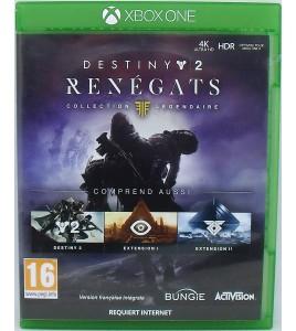 Destiny 2 : Renégats - Collection Légendaire sur Xbox One sans Notice