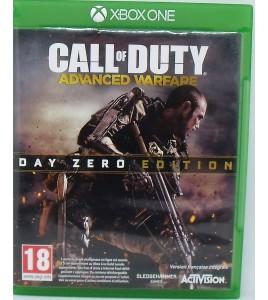 Call of Duty : Advanced Warfare sur Xbox One sans Notice