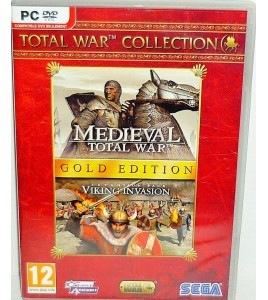 Total War : Medieval - Gold edition sur PC Avec Notice PC05 Games And Toys