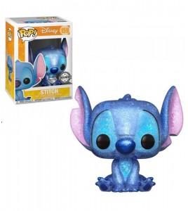 Lilo & Stitch Pop Disney Vinyl 159 Stich (Diamond Glitter) 9 cm