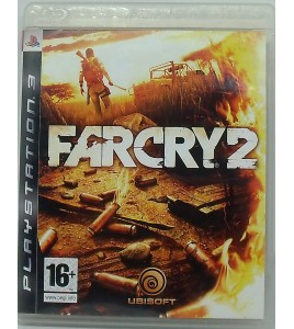 Far cry 2 sur Playstation 3 PS3 sans Notice  Games and Toys