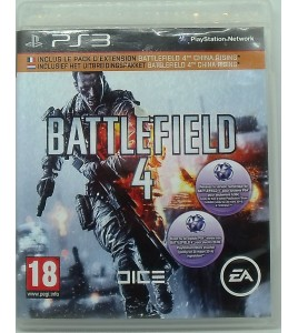 Battlefield 4 sur Playstation 3 PS3 avec Notice Games And Toys