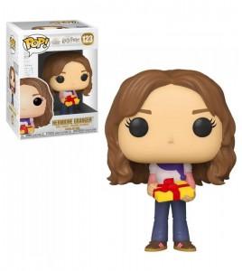 Figurine Pop Harry Potter - Pop Vinyl 123 Hermione Granger 9 cm