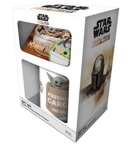 Star Wars The Mandalorian coffret cadeau The Child