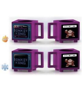 Nintendo mug effet thermique Donkey Kong