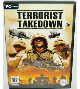 TERRORIST TAKEDOWN Jeu PC Avec Notice PC08 Games And Toys