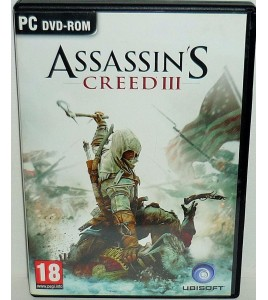 Assassin's Creed III Jeu PC Avec Notice PC10 Games And Toys