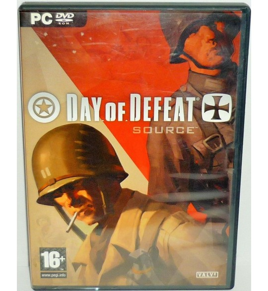 Day of Defeat - Source Jeu PC Avec Notice PC14 Games And Toys