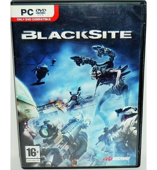 Blacksite Jeu PC Avec Notice PC15 Games And Toys