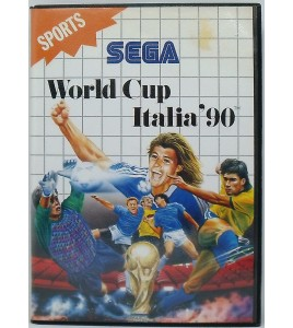 World Cup Italia 90 Jeu Master System Sans Notice MS03 Games And Toys