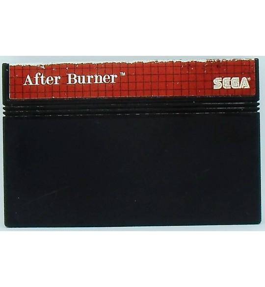 After Burner Jeu Master System MS05 Games And Toys