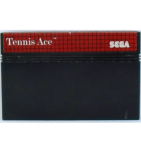 Tennis Ace Jeu Master System MS06 Games And Toys