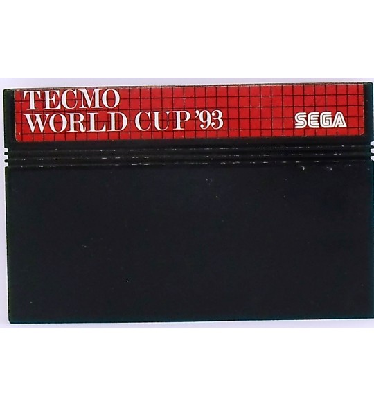 Tecmo World Cup 93 Jeu Master System MS07 Games And Toys