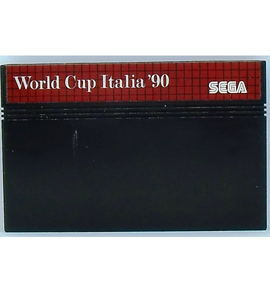 World Cup Italia 90 Jeu Master System MS08 Games And Toys