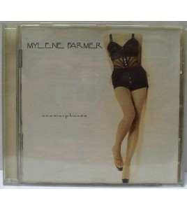 Anamorphosée CD Audio Mylène Farmer CDA 66 Games And Toys