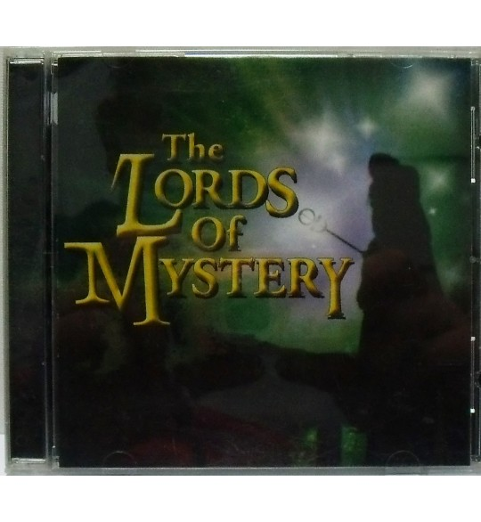 The Lords of Mystery CD Audio CDA 67 Games And Toys