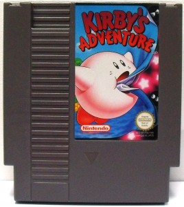 Kirby's Adventures Jeu Nintendo Nes Games And Toys