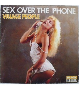 Sex Over The Phone Vynile 45 Tours Village People VA17 Games And Toys
