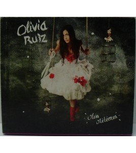 Miss Météores CD Audio Olivia Ruiz CDA 68 Games And Toys