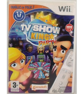 TV show king party Jeu Nintendo Wii avec Notice  Games and Toys