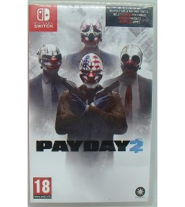 Payday 2 sur Nintendo Switch sans Notice  Games and Toys