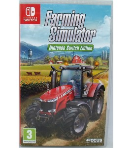 Farming Simulator sur Nintendo Switch sans Notice  Games and Toys