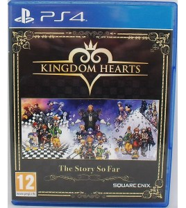 Kingdom Hearts The Story So Far sur Playstation 4 sans Notice  Games and Toys