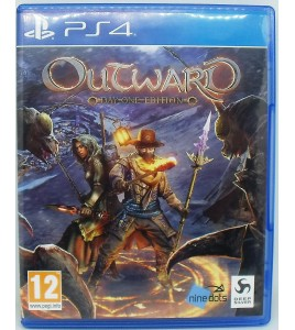 Outward Jeu Playstation 4 sans Notice  Games and Toys