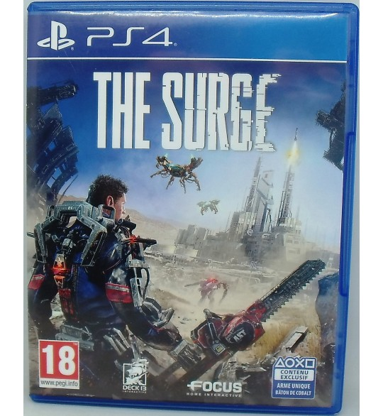 The Surge Jeu Playstation 4 sans Notice  Games and Toys