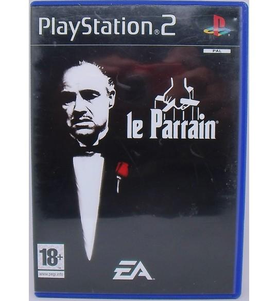 Le parrain Jeu Playstation 2 PS2 avec Notice Games And Toys
