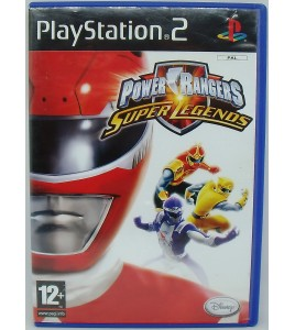Power Rangers Super Legends Jeu Playstation 2 PS2 sans Notice  Games and Toys