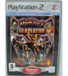 Ratchet Gladiator Jeu Playstation 2 PS2 sans Notice  Games and Toys