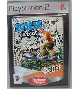 SSX On Tour - Platinum Jeu Playstation 2 PS2 avec Notice Games And Toys