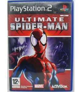 Ultimate Spider Man Jeu Playstation 2 PS2 avec Notice Games And Toys
