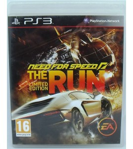 Need for speed : the run Jeu Playstation 3 PS3 sans Notice  Games and Toys