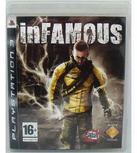 Infamous Jeu Playstation 3 PS3 avec Notice Games And Toys