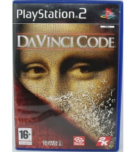 Da Vinci Code Jeu Playstation 2 PS2 avec Notice Games And Toys