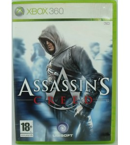 Assassin's Creed Jeu XBOX 360 avec Notice  Games and Toys