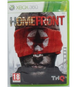 Homefront Jeu XBOX 360 avec Notice  Games and Toys