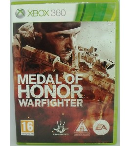 Medal of Honor : Warfighter Jeu XBOX 360 sans Notice  Games and Toys